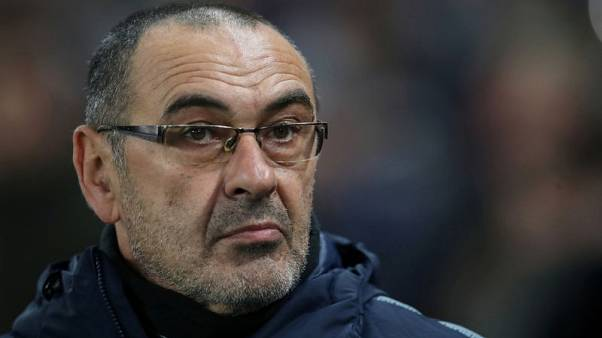 Chelsea's Sarri says Premier League will miss Mourinho