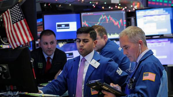 Bond market 'recession' gauge falters outside United States