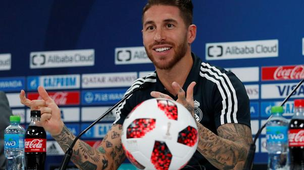 Ramos demands respect for coach Solari as shadow of Mourinho looms