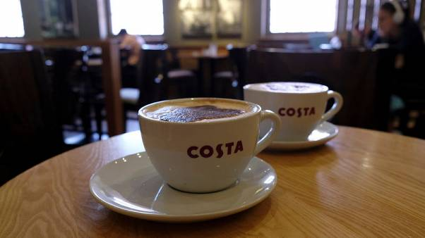 Whitbread gets EU clearance for Costa sale