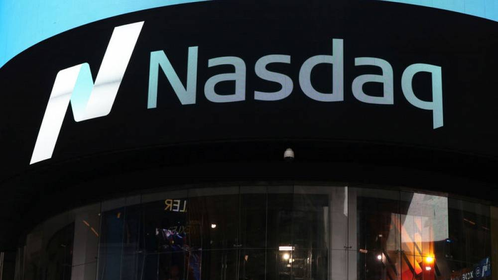 Nasdaq in bear market, first of the three major U.S. indexes