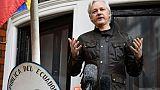 Equateur: nouveau rejet d'une demande d'Assange contre ses conditions d'asile