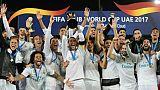 Mondial des clubs: le Real, un sacre obligatoire face à Al-Ain ?