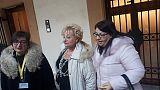 Minacce a sorelle Napoli, tre arresti