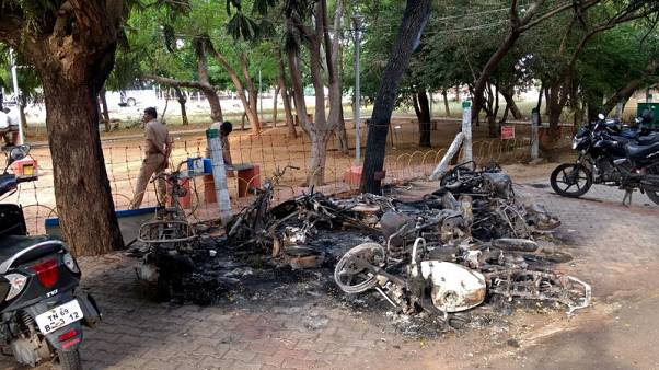 Exclusive: India anti-Vedanta protesters killed by shots to head, chest; half from behind-autopsies