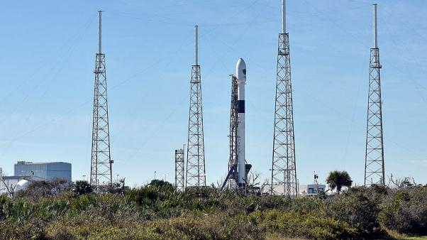 SpaceX to retry launch in first U.S. national security space mission
