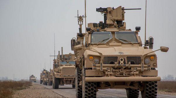 Syrian rebels say U.S. troops remain in key garrison near Iraq
