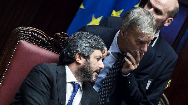 Manovra: Fico, non è dettata dall'Ue