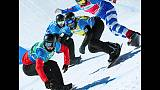 Snowboard: a Cervinia vince Perathoner