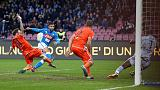 Napoli's unbeaten run hits double figures with win over SPAL