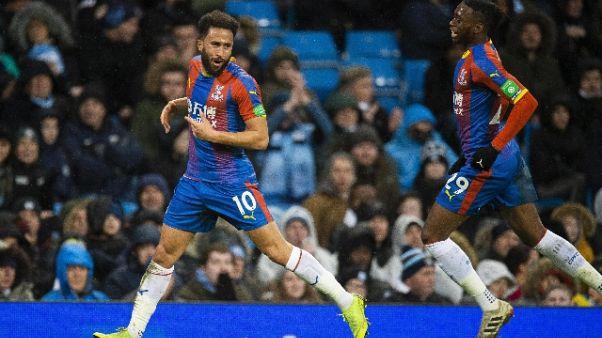 Premier:City e Chelsea ko,fuga Liverpool