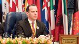U.S. State Department says special envoy McGurk resigns