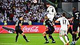 Le Real Madrid remporte son 4e Mondial des clubs, un record, et le 3e consécutivement