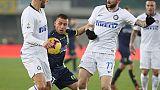 Serie A: Chievo-Inter 1-1