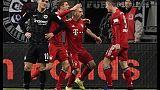 Bayern Monaco vince e torna secondo