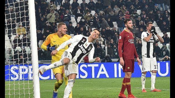 Juve: Ronaldo, una vittoria importante