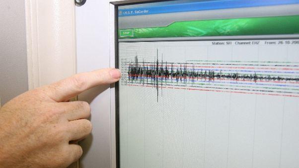 Terremoti: scossa lieve (2.6) a Bassano