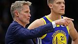 NBA: Golden State peut aussi compter sur Jerebko