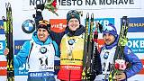Biathlon: Boe imprendibile, 6/a vittoria