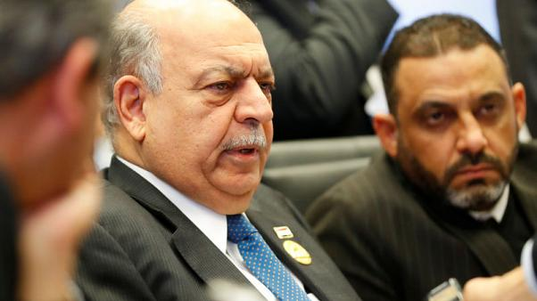 Iraq oil minister willing to extend agreement on oil production cuts in April