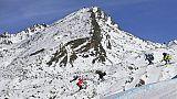 Les Bleus du blanc: les Midol en forme en skicross