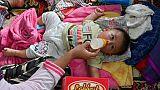 Tsunami en Indonésie: recherche de survivants, le bilan grimpe à 373 morts