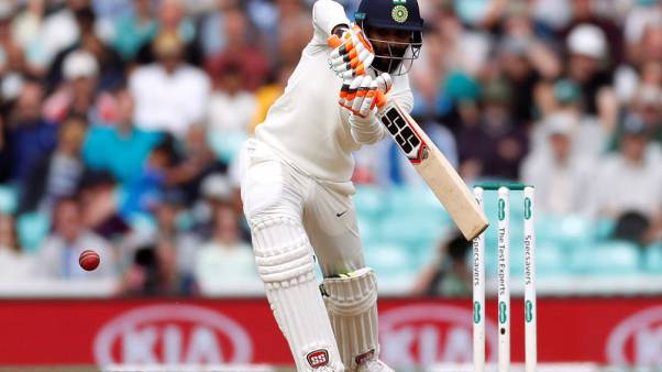 India all-rounder Jadeja declared fit for third test