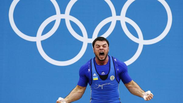 Weightlifting - Five lifters suspended after London 2012 retests