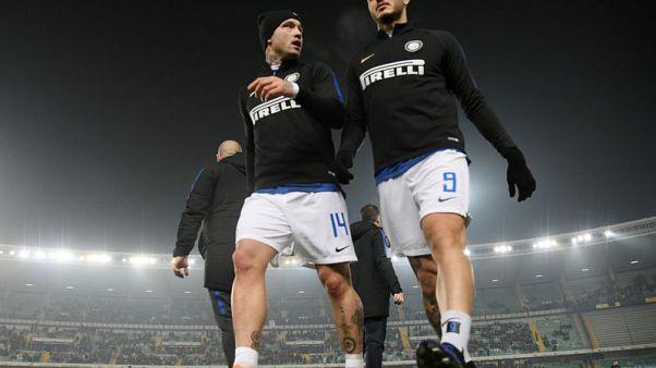 Inter suspend midfielder Nainggolan for disciplinary reasons