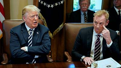 Trump forces out Mattis on January 1, two months earlier than expected