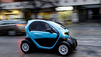 Italy rejigs measures to spur sale of green cars