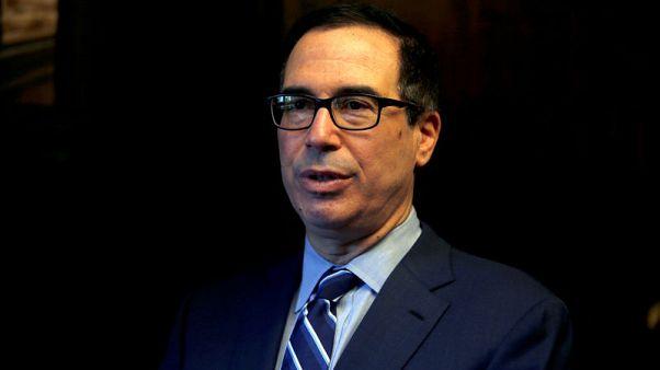 Top Trump official calls U.S. bank CEOs amid financial market rout