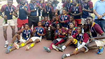 Nigeria - Rugby : Barewa beat Cowrie 13-5 to retain Presidents' Cup