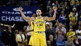 NBA: Curry porte les Warriors à une victoire sur le fil contre les Clippers