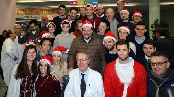 Salvini, con Di Maio lavoriamo bene