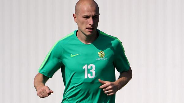 Mooy ruled out of Australia's Asian Cup defence