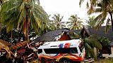 مسؤول: ارتفاع عدد قتلى تسونامي إندونيسيا إلى 373 قتيلا