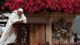 A Noël, le plaidoyer du pape contre un consumérisme vide de sens