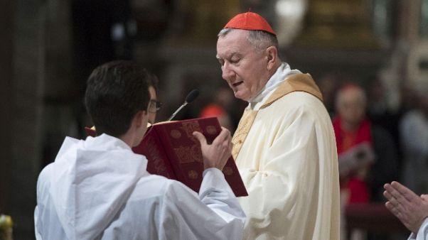 Natale in Iraq per il cardinale Parolin