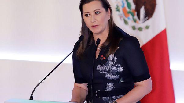 Mexican governor, senator husband killed in helicopter crash