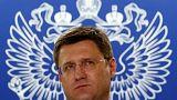 وزير الطاقة الروسي يتوقع استقرار أسعار النفط في النصف/1