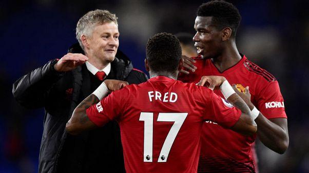 Man United must relish Old Trafford, says Solskjaer