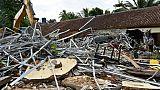 Noël: les chrétiens d'Indonésie prient pour les victimes du tsunami