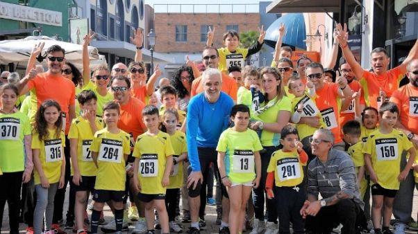 Atletica: Corri per la Befana con Bordin