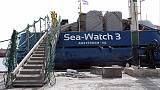 Migranti: Sea Watch a sud di Lampedusa