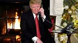 Still believe in Santa at your age? Trump ignites Twitter storm