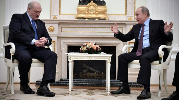 Russia, Belarus fail to agree on financial compensation for Minsk - Kremlin