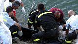Cadavere affiora in canale nel Veneziano
