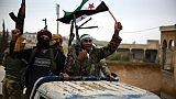 Syrie: les rebelles pro-Ankara consolident leurs positions près de Minbej