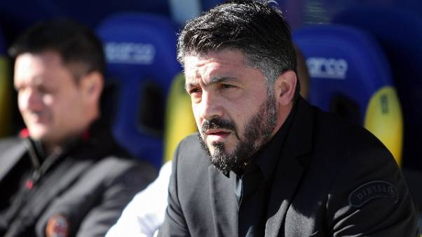 Gattuso, Milan pessimo nel primo tempo
